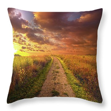 Oh Brother Where Art Thou Throw Pillow