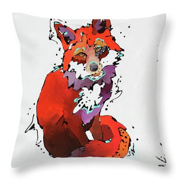 Oh Really? Throw Pillow