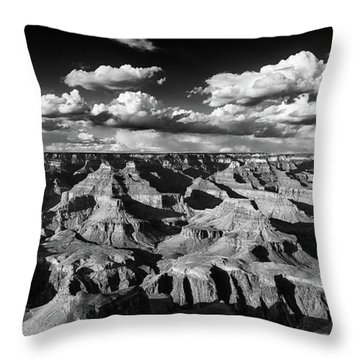 Oh So Grand Throw Pillow