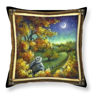 Oh The Possibilities Throw Pillow