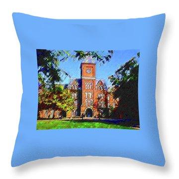 Ohio State University  Throw Pillow