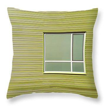 Ohio Windows 1 Throw Pillow