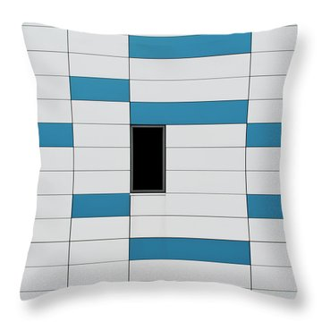 Ohio Windows 3 Throw Pillow