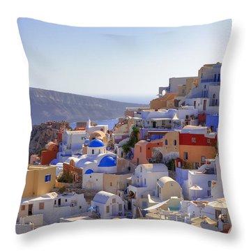 Aegean Throw Pillows