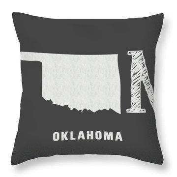 Ok Home Throw Pillow