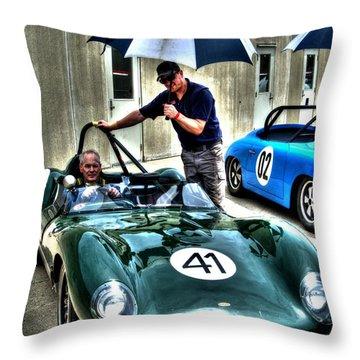 Ol' 41 Throw Pillow
