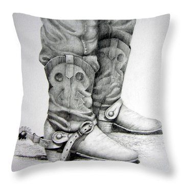 Old And Wrinkled Throw Pillow by Suzy Pal Powell