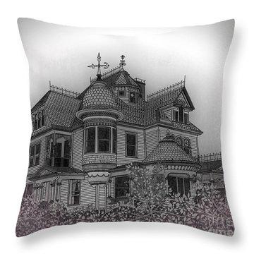 Aristocrat Throw Pillow