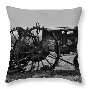 Old Betsy Throw Pillow by Bill Cannon
