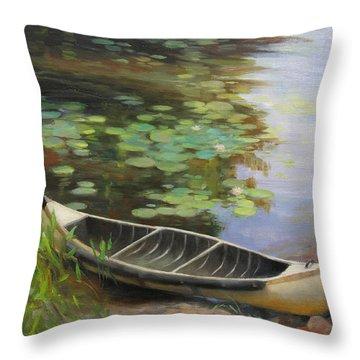 Autumn Throw Pillows