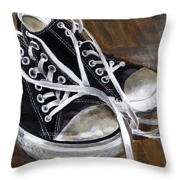 Old Favorites Throw Pillow