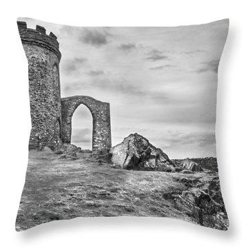 Old John Folly Throw Pillow