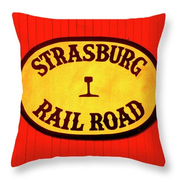 Old Number 12 Throw Pillow