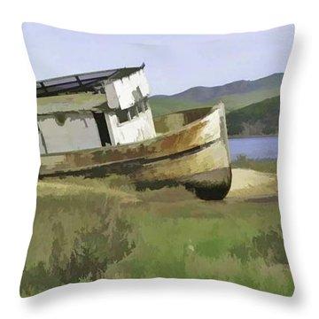 Inverness Denizen Throw Pillow