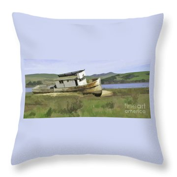 Inverness Denizen Throw Pillow