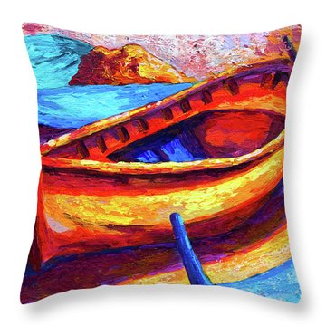 Old Soul Throw Pillow