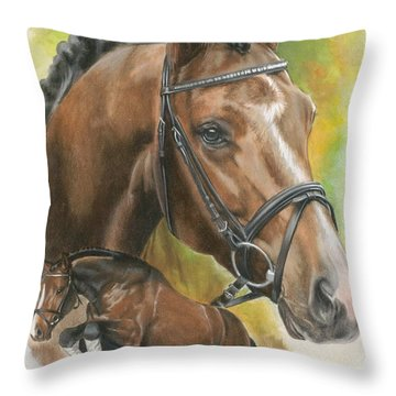 Oldenberg Throw Pillow