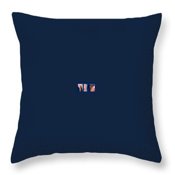 Throw Pillow featuring the photograph Ole Bill by Steve Karol