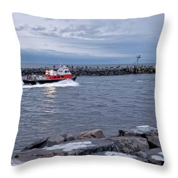 Olivia Throw Pillow