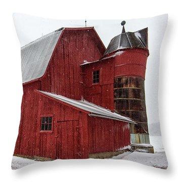 Olsen Farm 3 Throw Pillow