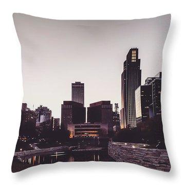 Omaha Throw Pillow