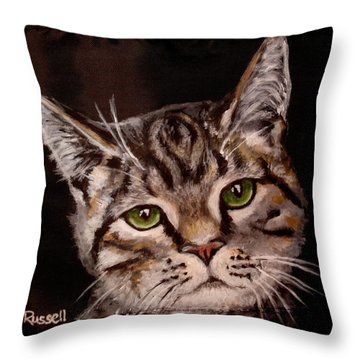 Omalley 2 Throw Pillow