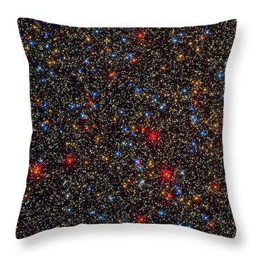 Omega Centauri Globular Cluster  Throw Pillow