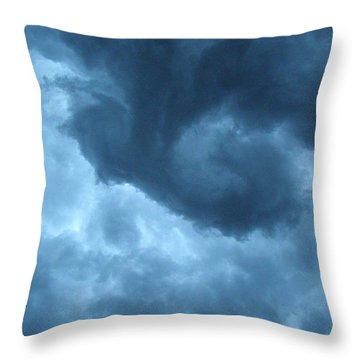 Ominous  Throw Pillow