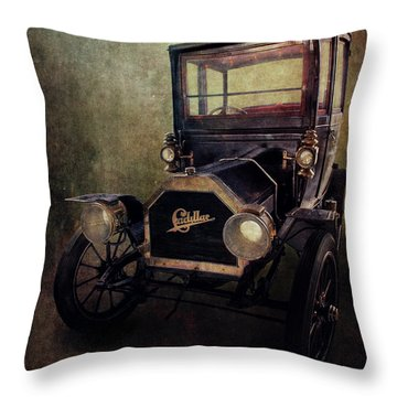 On The Day Before Yesterday Throw Pillow