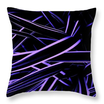 On The Walk Throw Pillow