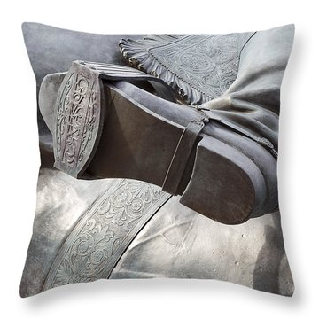 Onate Stirrup Throw Pillow