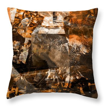 Once Upon A Time.. Throw Pillow