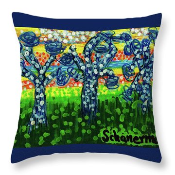 Once Upon The Imagination Throw Pillow