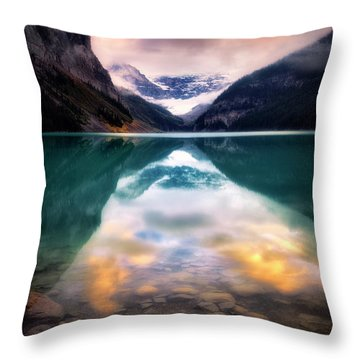 One Colorful Moment  Throw Pillow
