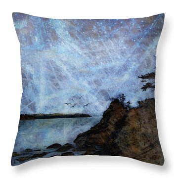 One Grace Throw Pillow