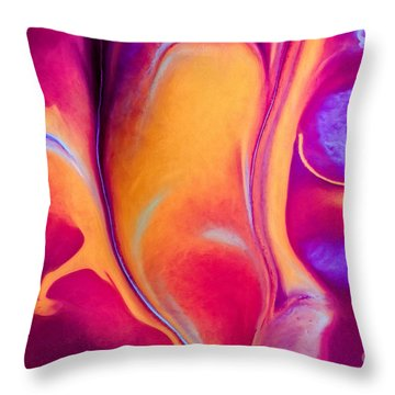 One Heart Throw Pillow