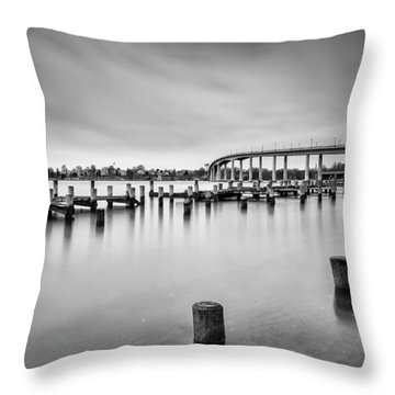 One Litlle Two Little Three Little....... Throw Pillow