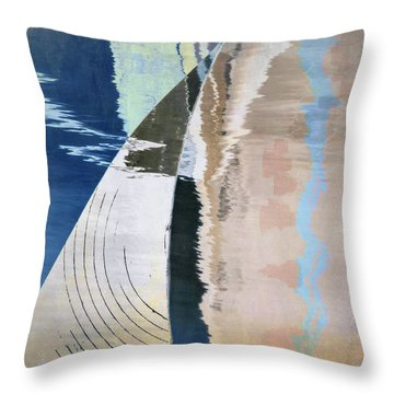 One Particular Harbor Throw Pillow