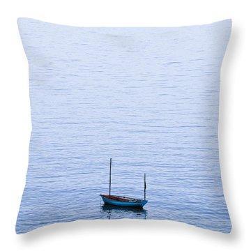 One Throw Pillow by Svetlana Sewell