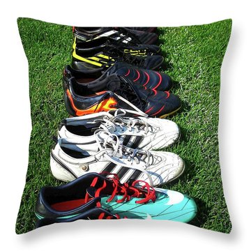 One Team ... Throw Pillow