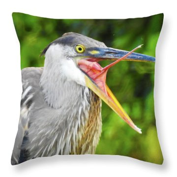 One Tongue To Rule Them All Throw Pillow