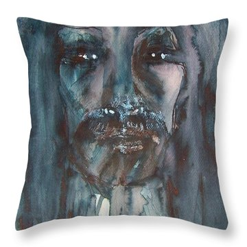 One Vietnam Vet Throw Pillow