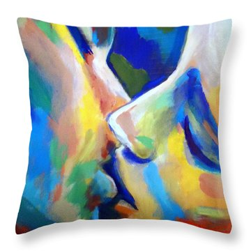 Oneness Throw Pillow