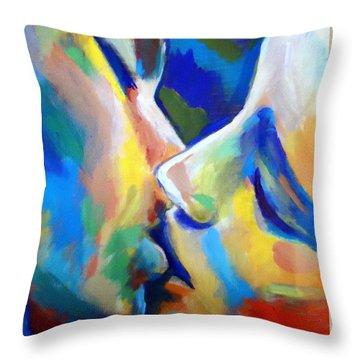 Oneness Throw Pillow