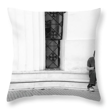 Online Throw Pillow