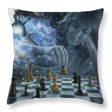 Metaphysical Throw Pillows