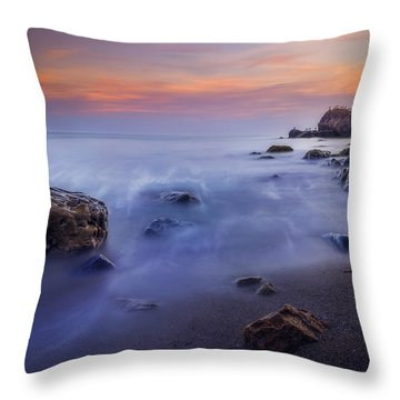 Only In Heaven Throw Pillow