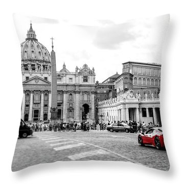 Only The Best Throw Pillow
