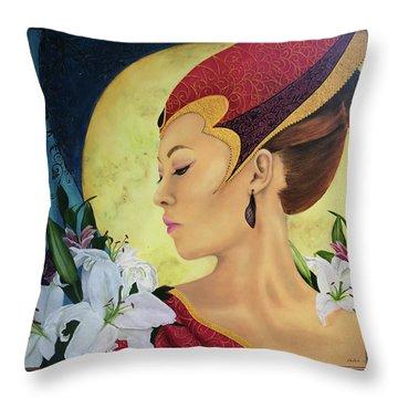 Onyx Throw Pillow