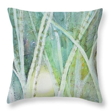 Opalescent Twilight II Throw Pillow